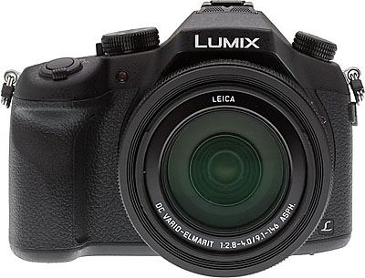 Panasonic DMC FZ1000 - £579 - Megapixels: 20.1Sensor type: 1 inch CMOSOptical zoom (x): 16 – 25-400mm Movie mode: 4KConnectivity: WiFi, NFCDimensions (mm): 137 x 99 x 131Weight (g): 831