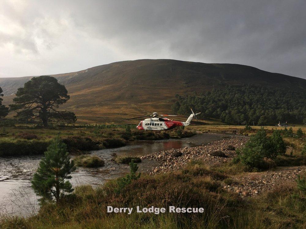 Derry Lodge Rescue