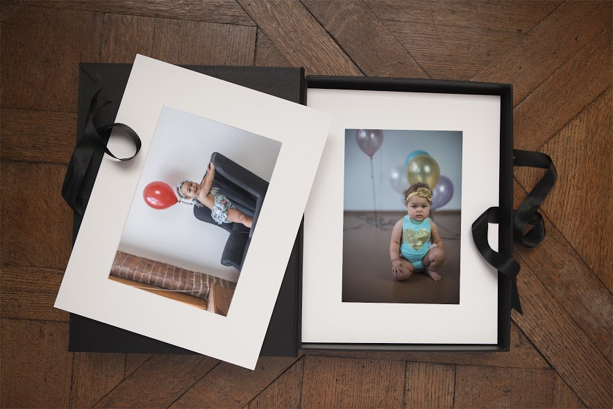 11 x 14 Portrait Box [10 Mounted or Matted Prints] - $2,650