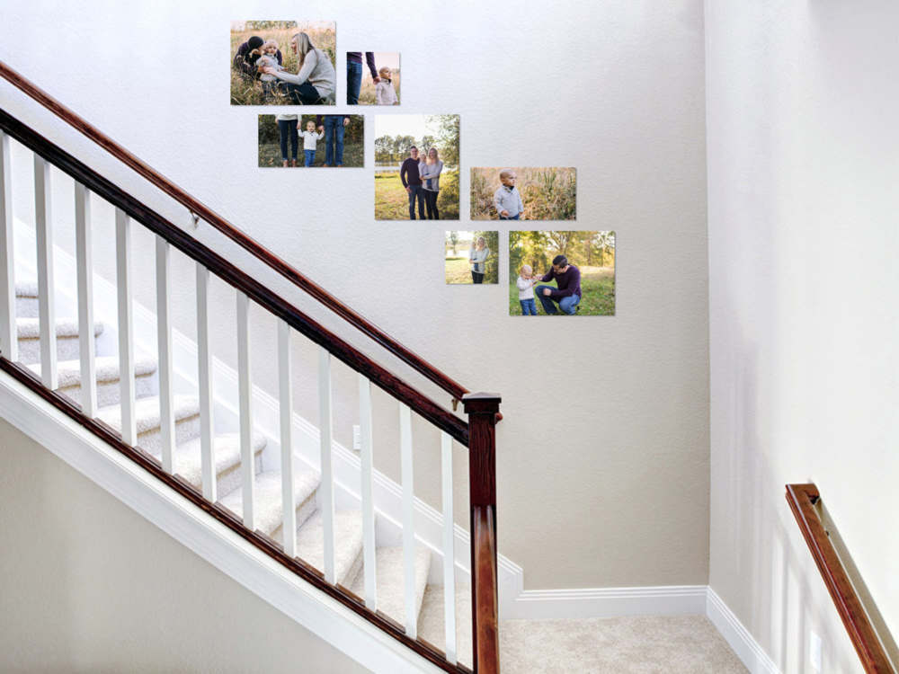 Rebecca Lassiter Photography Wall Portraits