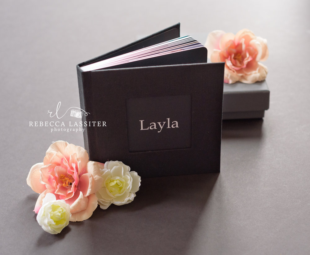 Rebecca Lassiter Photography Storybook Album