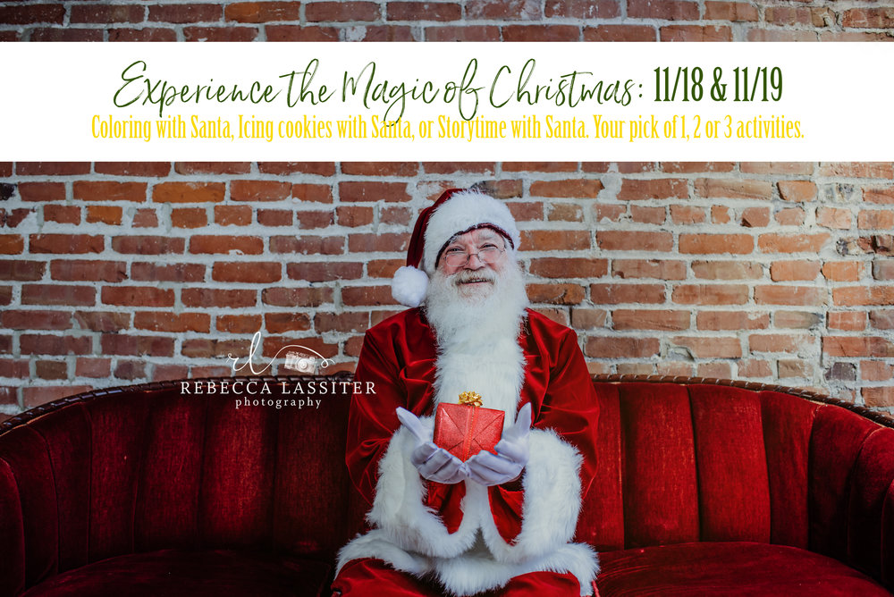 Rebecca Lassiter Photography Magical Christmas Experience 2017