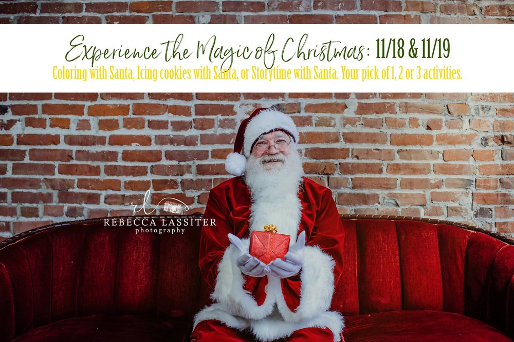 Rebecca Lassiter Photography Christmas Sessions 2017
