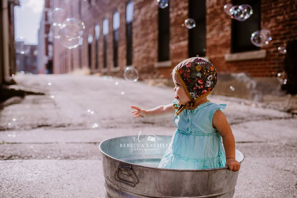 Rebecca Lassiter Photography BUBBLES 1