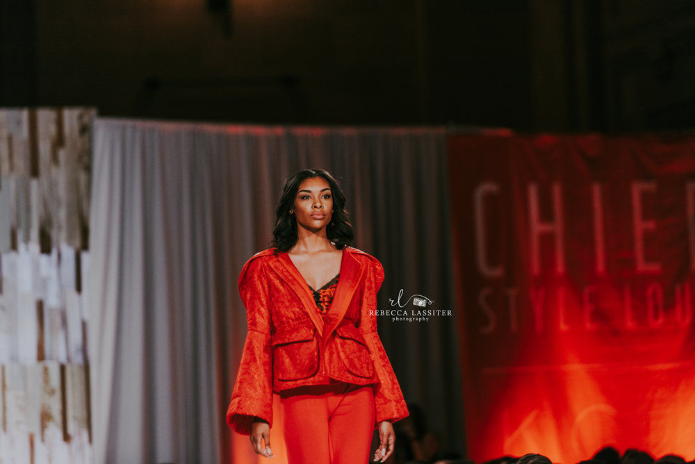 KC Fashion Week, Sophisticated Fierce, Kansas City Chiefs
