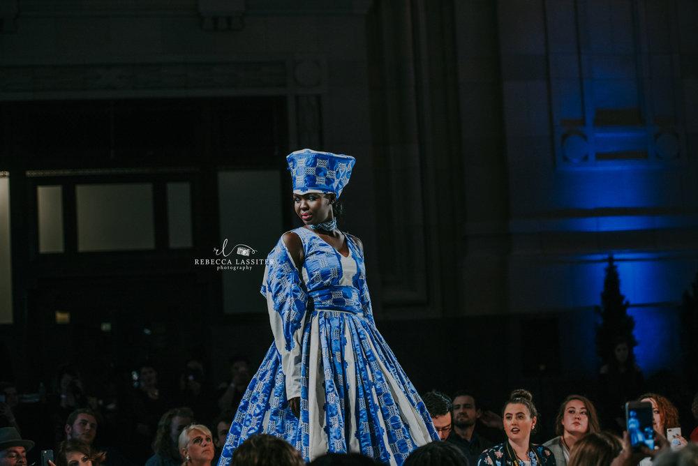 KC Fashion Week - Queen