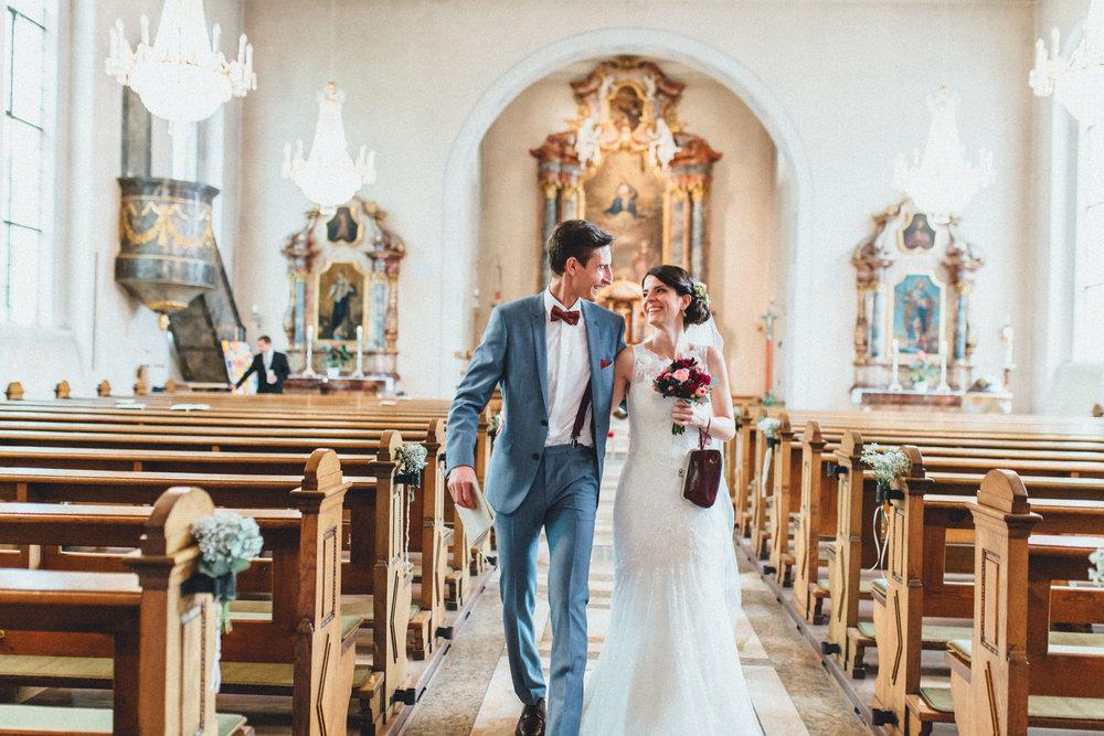 Simone und Oliver - Hochzeit in Freiburg