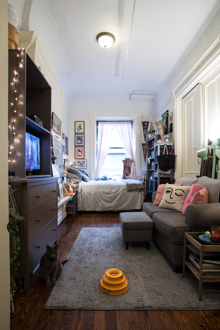 Last August I Moved Into My First Ever Studio Apartment. I Had Never Lived  Aloneu2014unless You Count A Single Dorm At Collegeu2014and I Couldnu0027t Exactly  Afford It ...