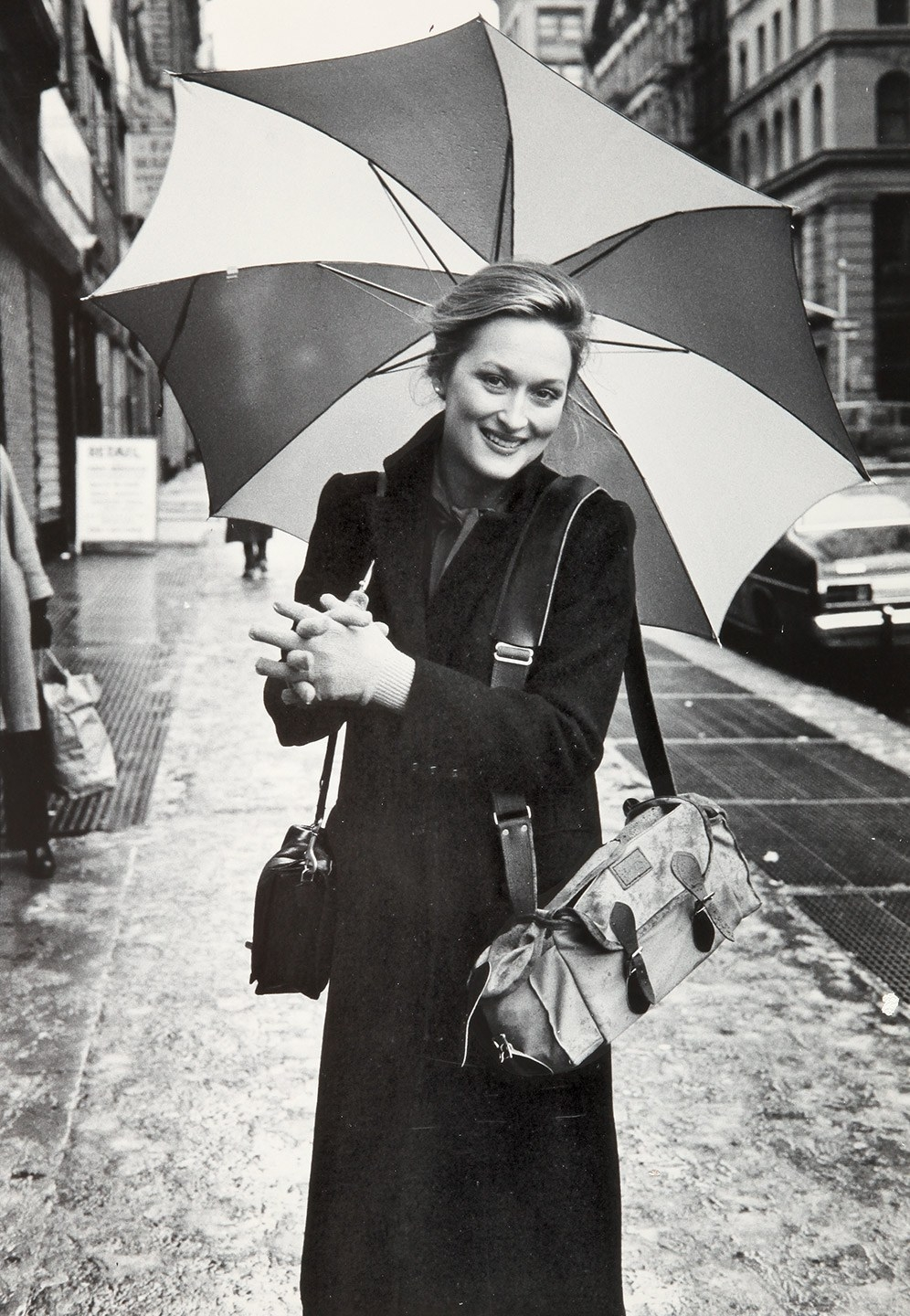Happy Birthday Meryl Streep! // Photo from the incomparable  Simply Streep archive