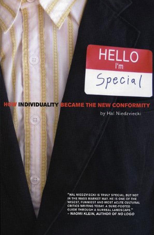 Hello, I'm Special