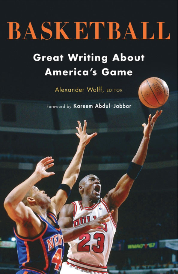 Basketball: Great Writing About America's Game