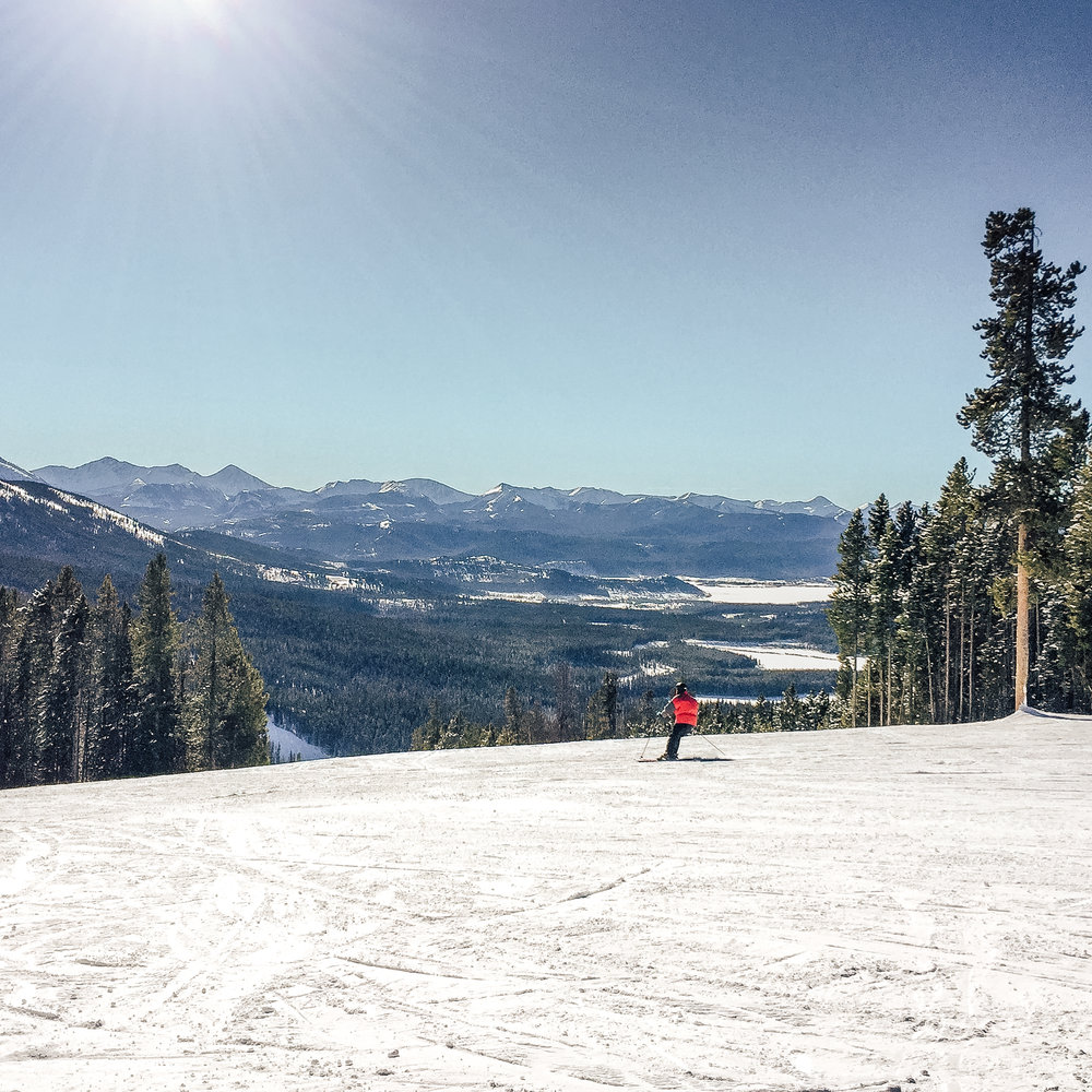 Discovery Ski Area, Montana