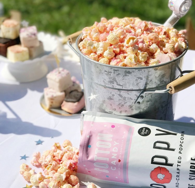 Events Weddings Charity Poppy Handcrafted Popcorn