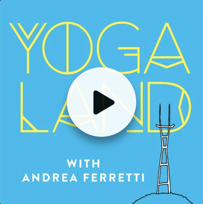 Yogaland with Andrea Ferretti - Episode 105: Epidemiologist Ai Kubo on How Mindfulness and Nutrition Benefit Cancer Patients
