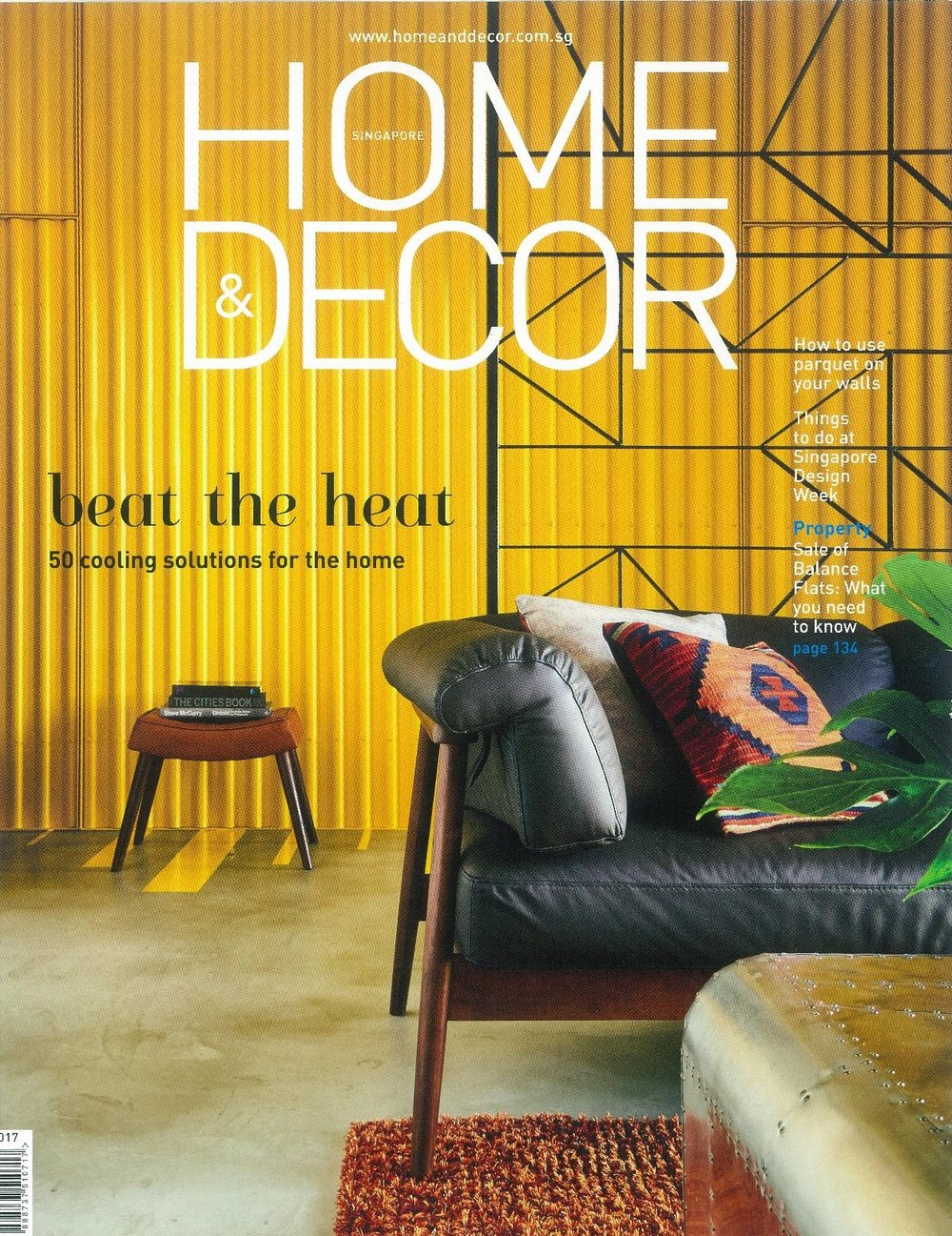 Home & Decor March 2017