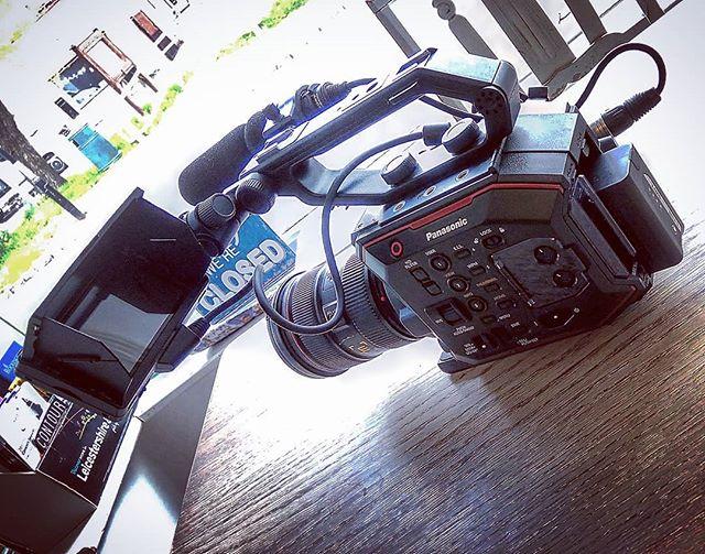 Another day, another shoot. . . .  #shoot #commercialshoot #videoshoot #panasonic #mediadog #canonlens #camera #community #35mmfilm #filmmakers #filmmaking #corporatevideo #lifestylephotography #manchesterfilmmakers