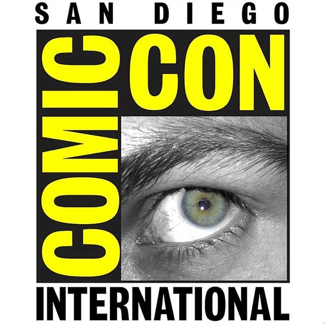 Our boy @jay_booton appears as @davidkleinasc in the @thatkevinsmith biopic #shootingclerks and now it's going to San Diego Comic Con. Thursday night panel with cast and crew q&a and sneak preview.  #kevinsmith #comicon #sandiegocomicon #biopic #jasonmewes #jayandsilentbob #clerks