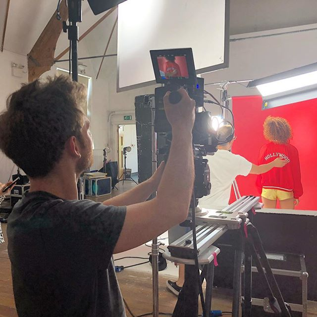 We're having another great shoot day today! #videoproduction #manchester #beauty #redepicdragon #redepic