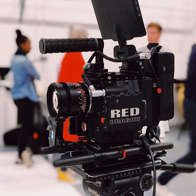 Another day, another shoot! #redcamera #reddragon #videoproduction #commercial #video #manchester