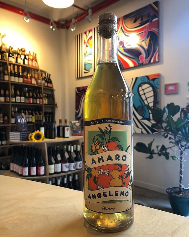 HEY NEW YORK!!! Angeleno tasting today!! We are in town from L.A. and want to show you what this CaliAmaro is all about. Come by tonight from 6:30-8:30p and taste! . . . #irvingbottle #irvingbottleevents #freetasting #caliamaro #amaro #digestif #aperitivo #spritz #fridaytasting