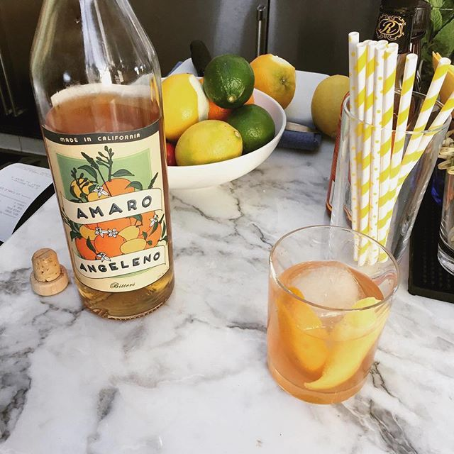 We just can't get enough of these Golden Negronis. And @sixthandmillpizzeria is making it too easy... . . 📷: @conspiritor.us