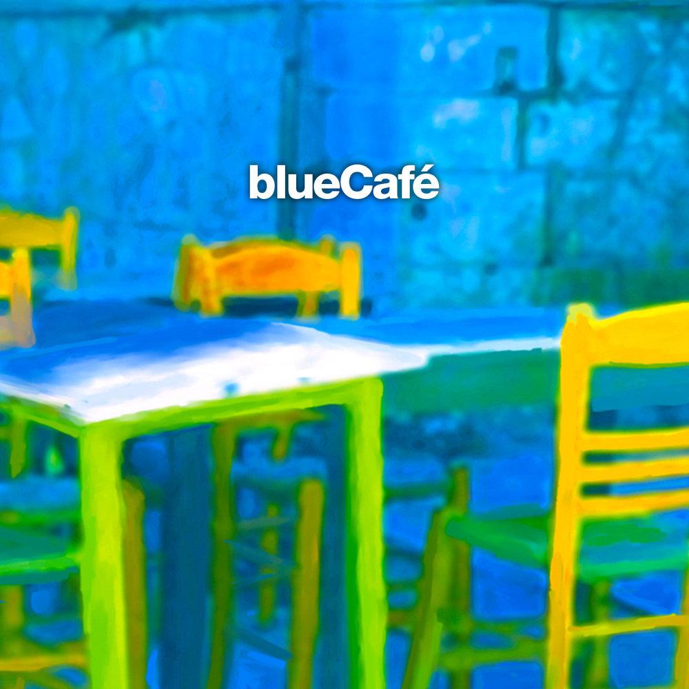 : : blue Café
