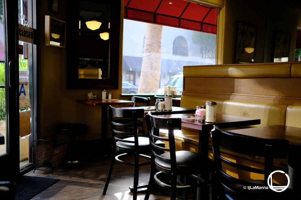 Brighton Coffee Shop, BH