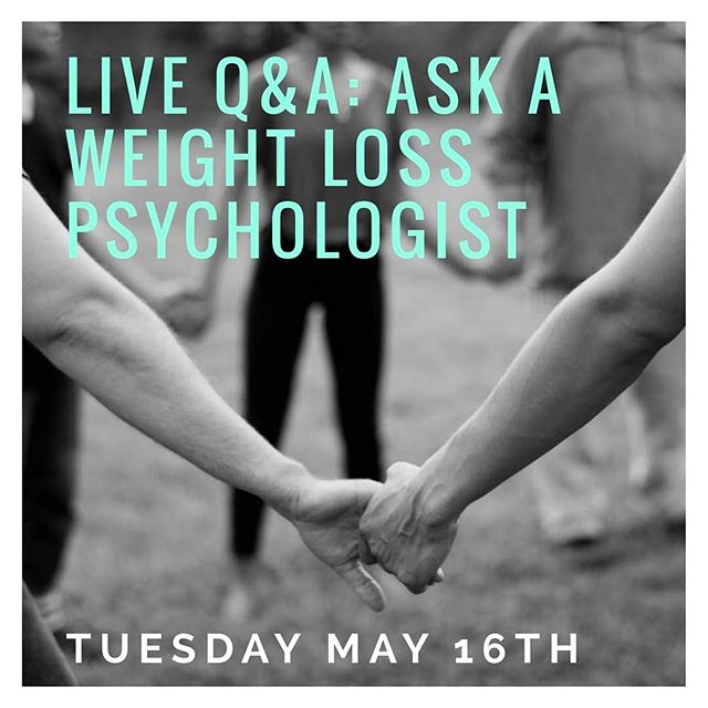 Join us tomorrow for all your burning #vsg #vsgjourney #wls #wlscommunity #wlsjourney #gastricsleevesurgery #gastricballoon questions related to psychosocial aspects of weight loss https://zoom.us/j/6353225396