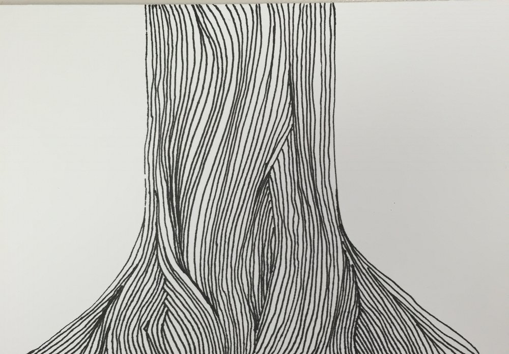 Tree Drawing, Heather Sparkman, 2015