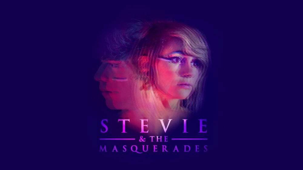 "Click image for more info    STEVIE AND THE MASQUERADES   ""A perfect blend of modern and throwback sounds with steaming sensuality injected into each track."""