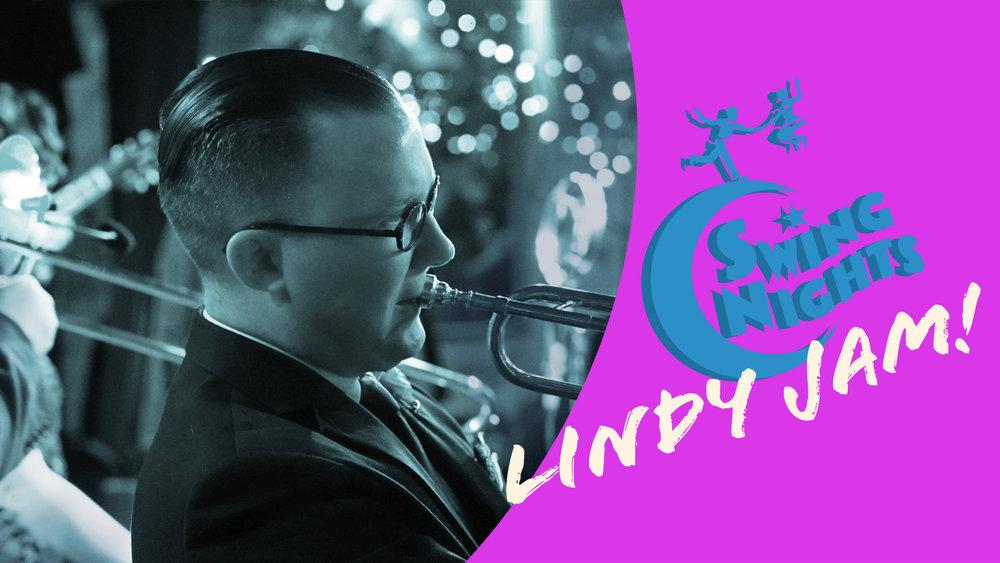 Joe @ Swing Nights' Lindy Jam!