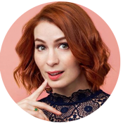 Thanks @JewelStaite for the tea treat! http://Tearunners.com  to join her tea club. I put it in a mug bigger than my head. Nomz! - Felicia Day @feliciaday