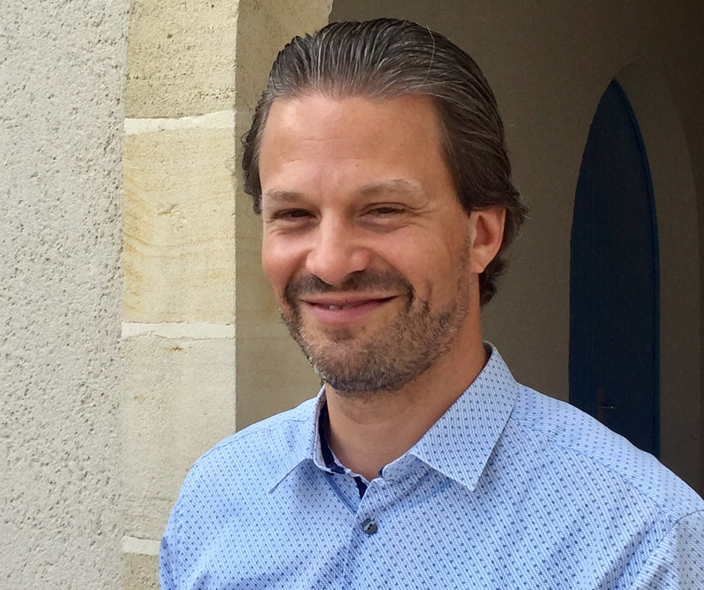 Steve Blais, consulting winemaker