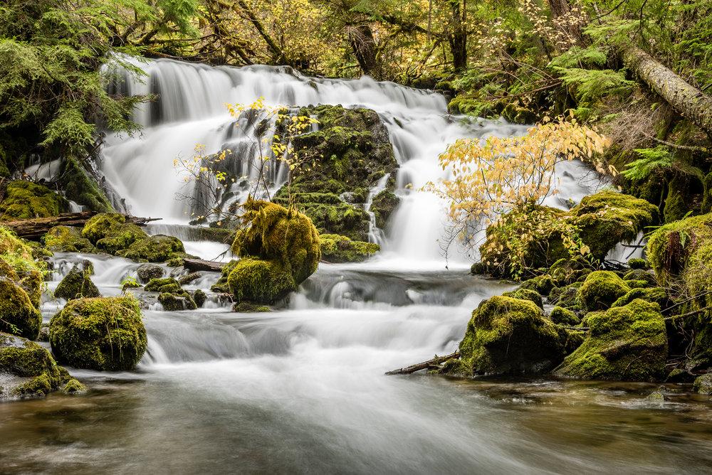 Pearsony Falls, Oregon