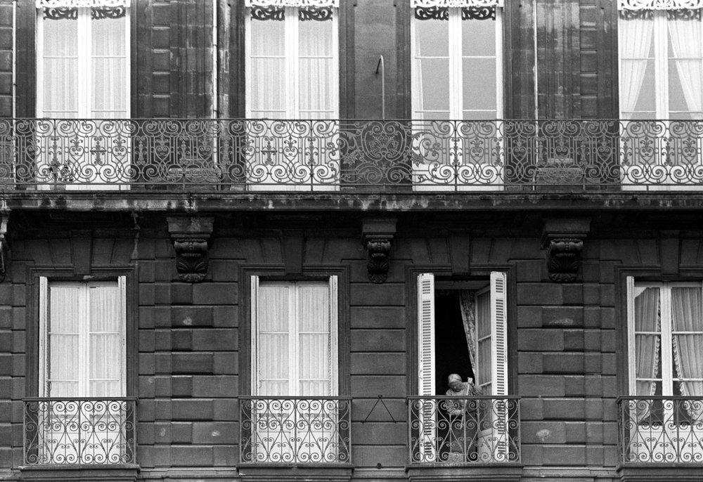 Bordeaux France 1972