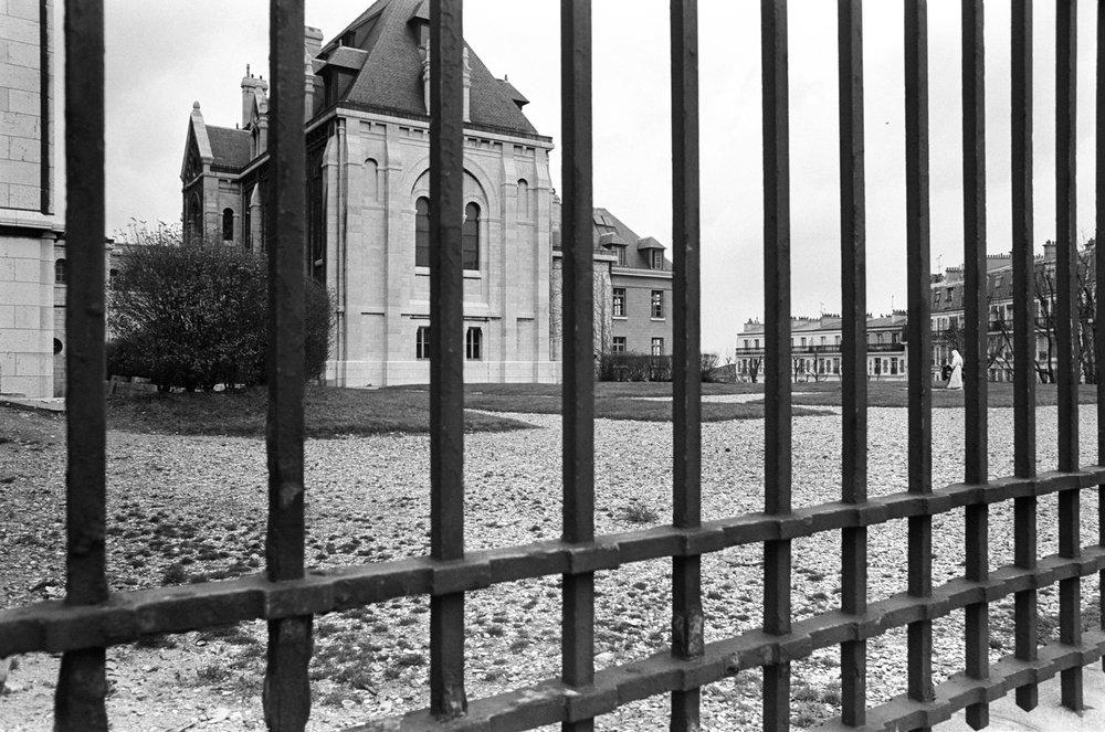 Montmartre, Paris 1972