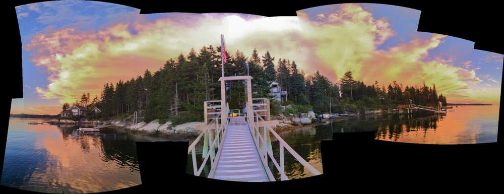 our dock sunset pan.jpg