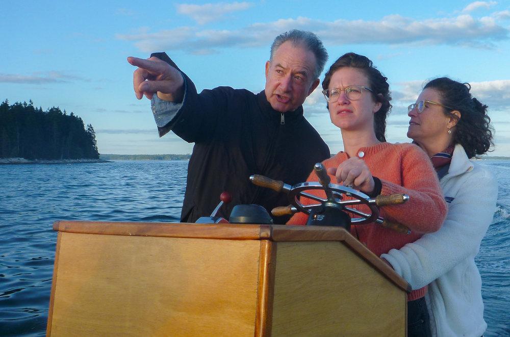 David, Millie, & Cecily