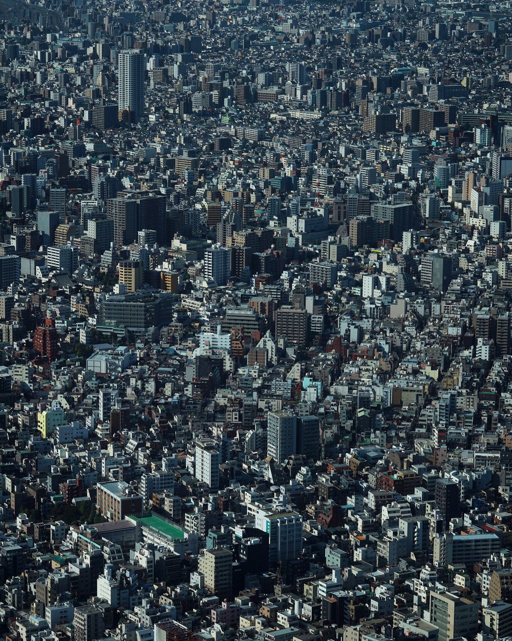 Tokyo from the Tower