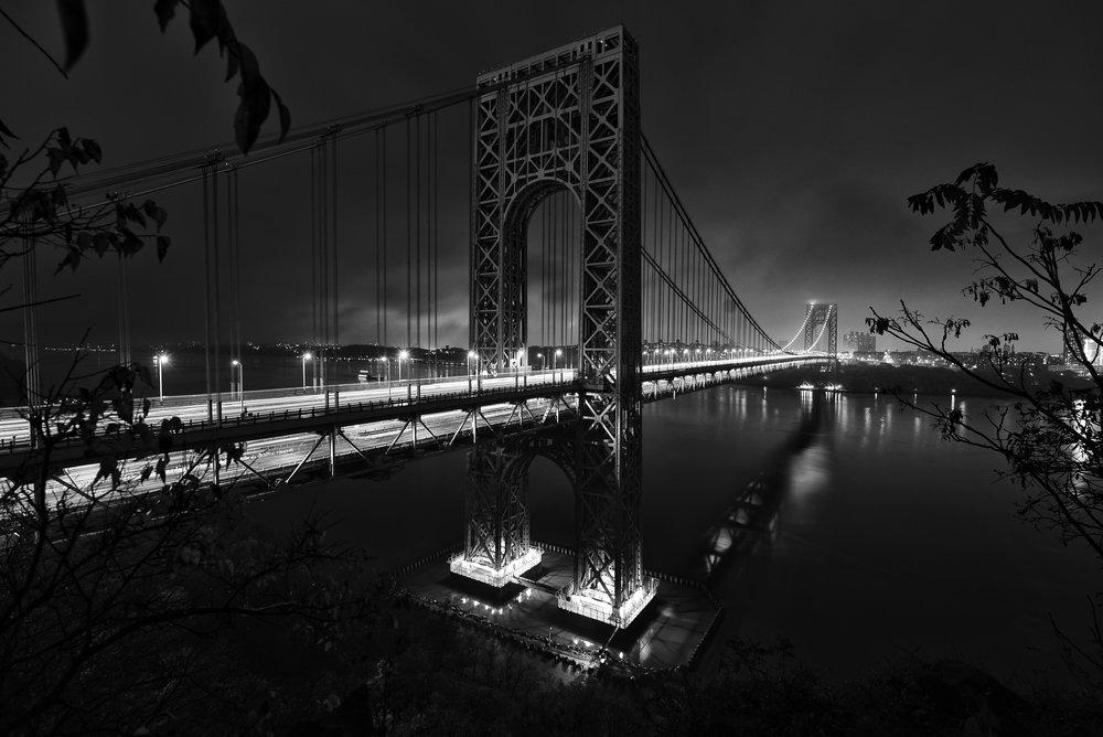 GW Bridge, NYC