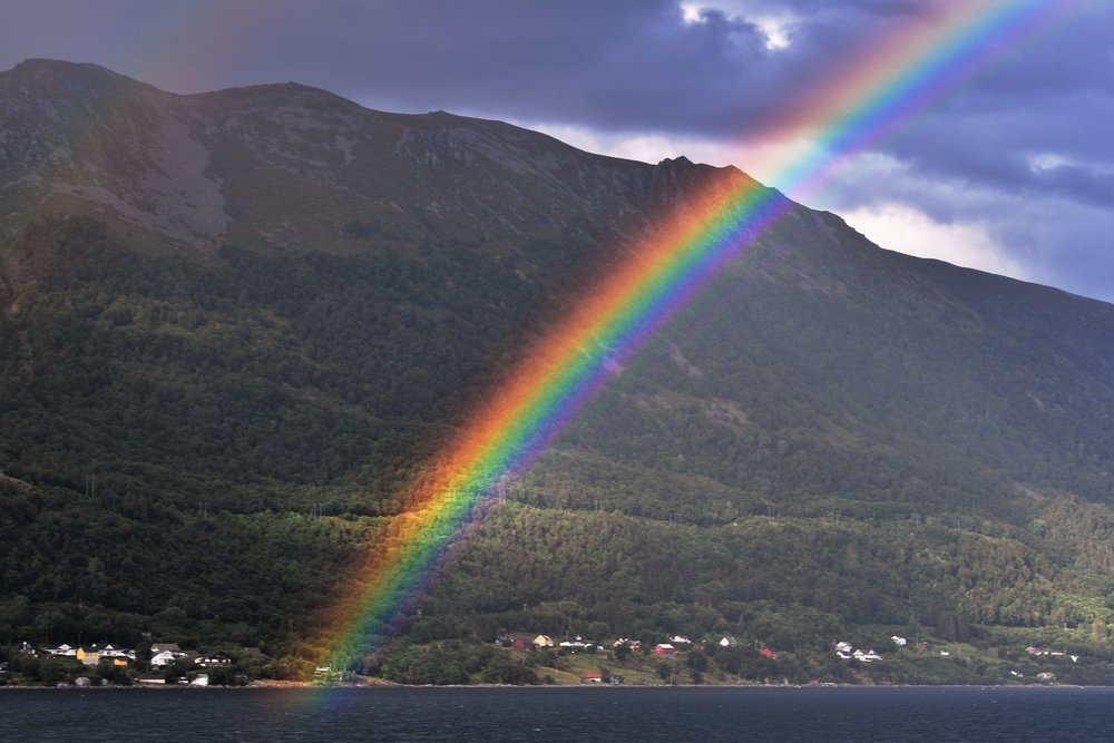 Norwegian Rainbow