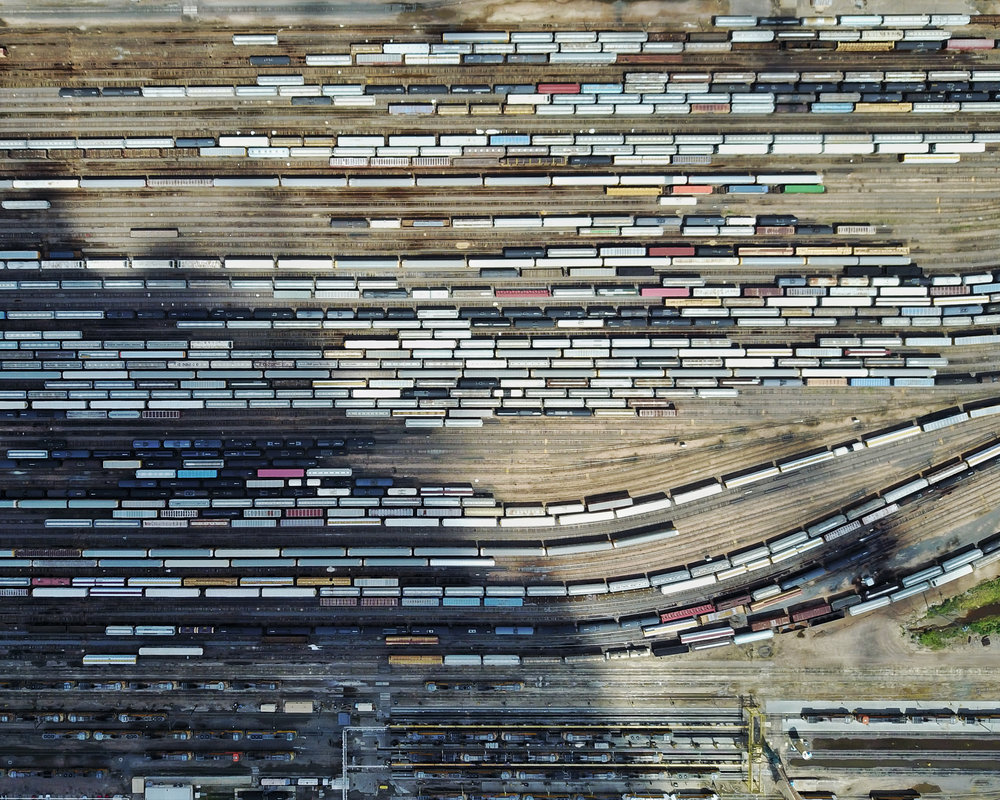 Bailey Railroad Yard, Nebraska