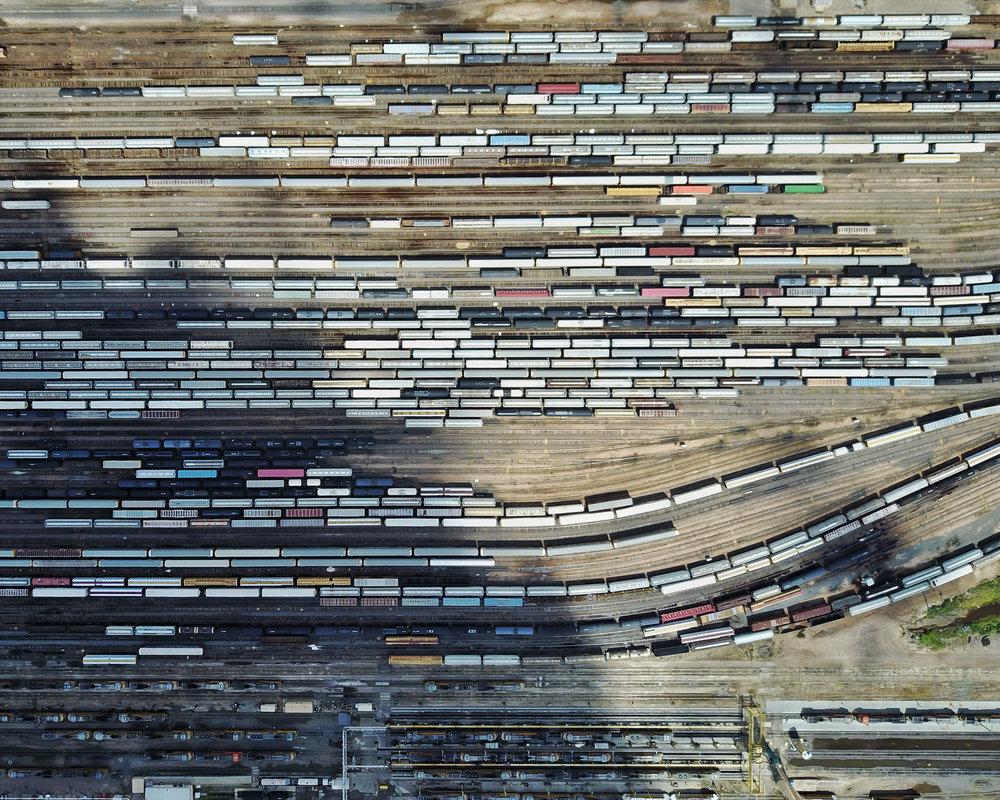 Bailey Railroad Yard, Nebraska