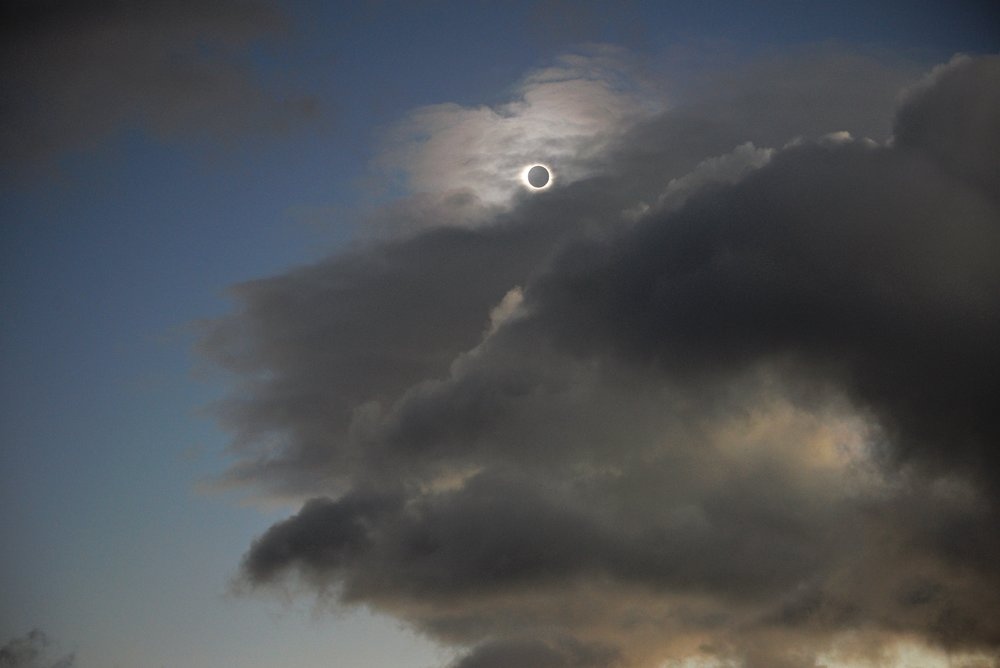 Total Solar Eclipse, Faroe Islands