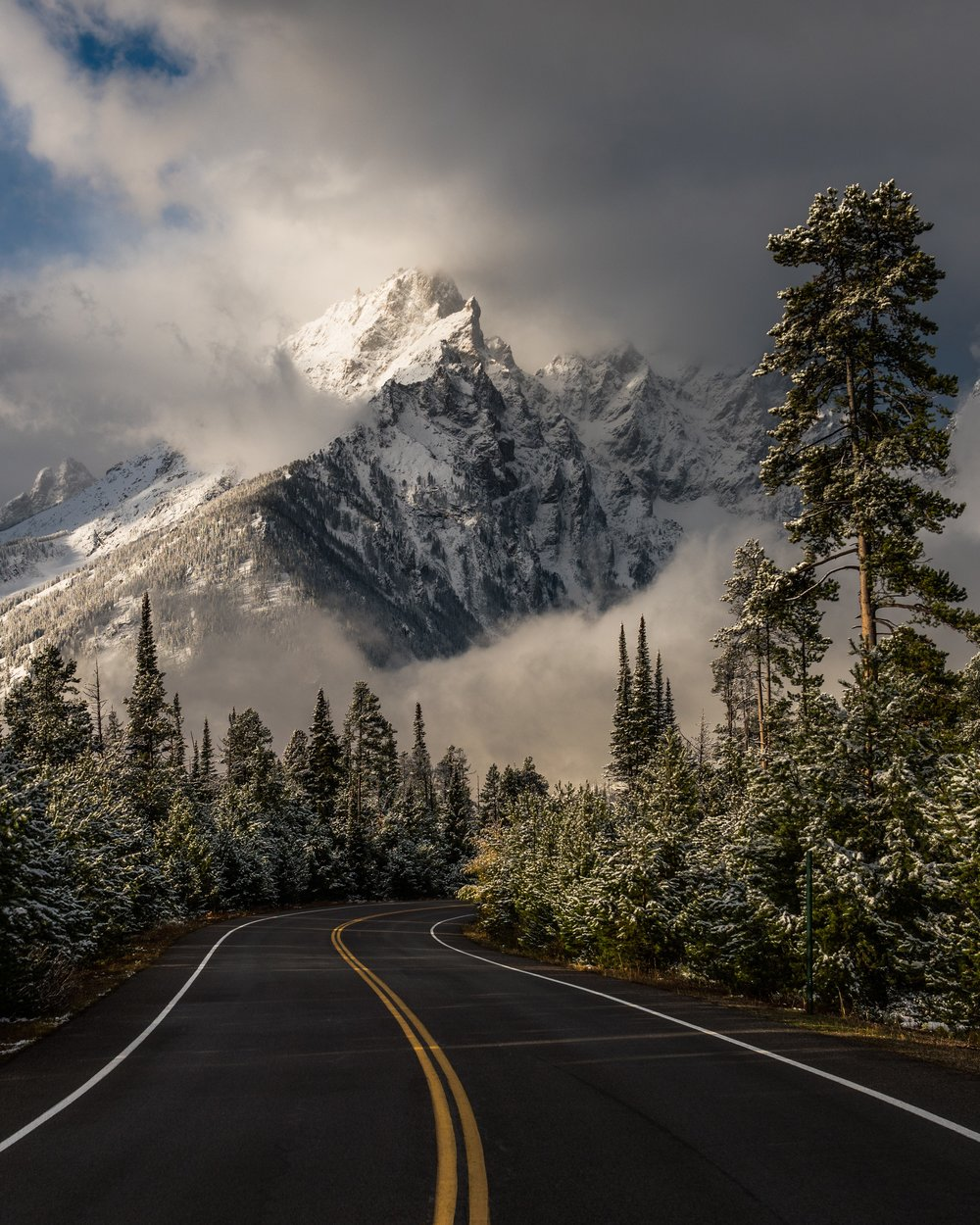 Grand Teton National Park, Portrait