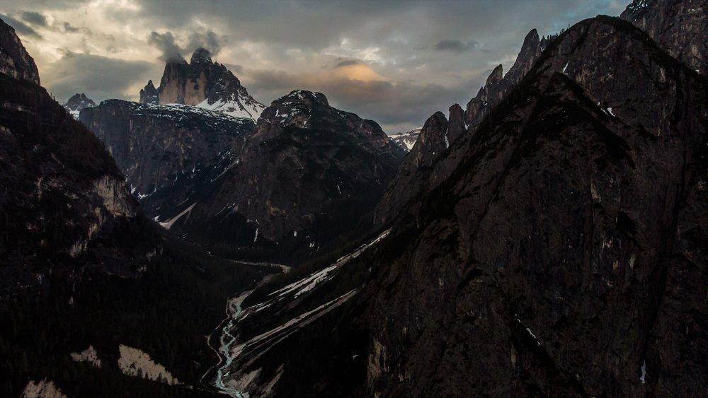 Tre Cime di Lavaredo, Italian Dolomites