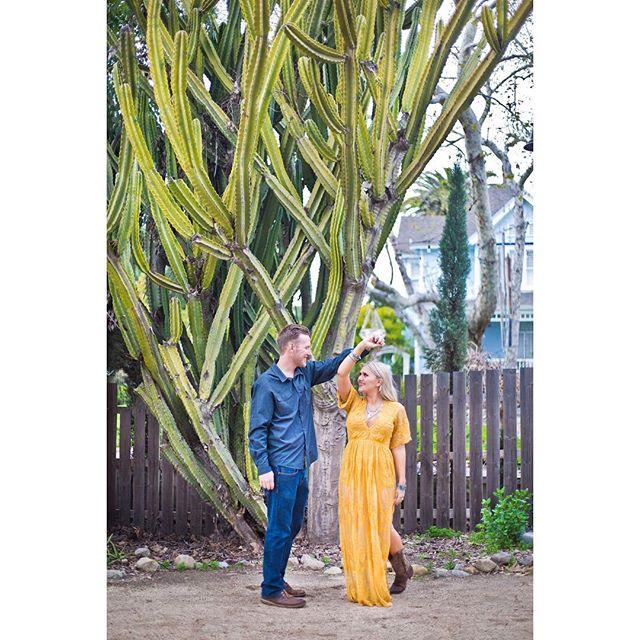 More photos from Branden & Ellisse's engagement shoot
