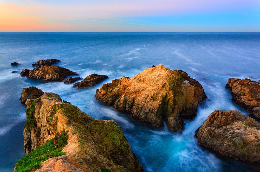 Sunrise, Bodega Head