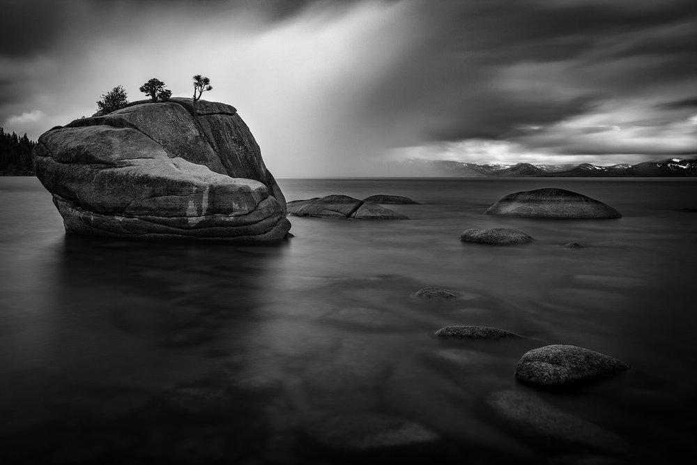 Cloudburst, Bonsai Point