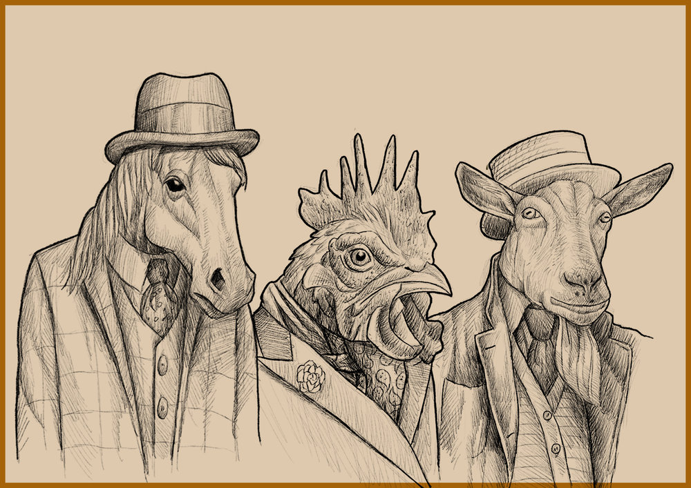 fancy animals
